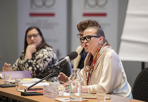 Komisja Sportu Kobiet PKOl/Fot.: Szymon Sikora