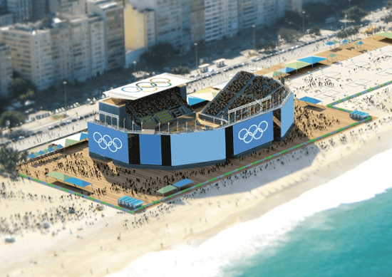 BEACH VOLLEYBALL ARENA