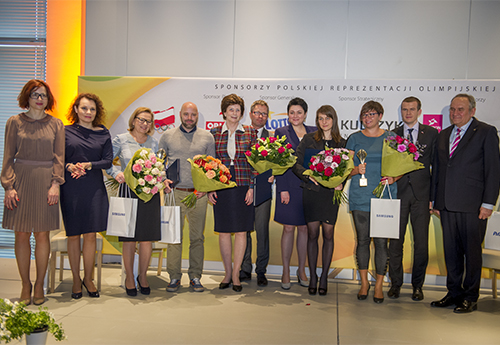 Laureaci konkursu 2015/Fot.: Szymon Sikora