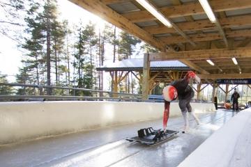 LILLEHAMMER OLIMPIC SLIDING CENTRE