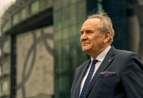 Prezes PKOl Andrzej Kraśnicki/Fot.: Szymon Sikora