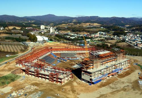 Stadion olimpijski/Fot.: POCOG