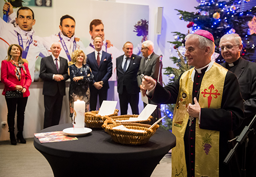 Biskup Marian Florczyk/Fot.: Szymon Sikora