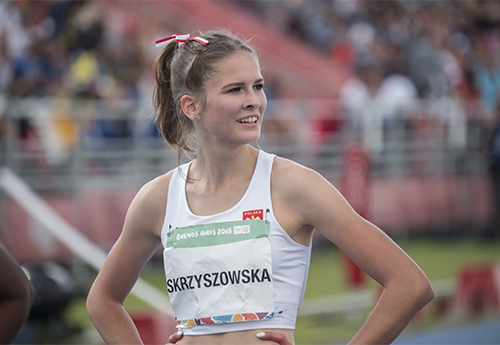 Pia Skrzyszowska/Fot.: Tomasz Piechal/PKOl