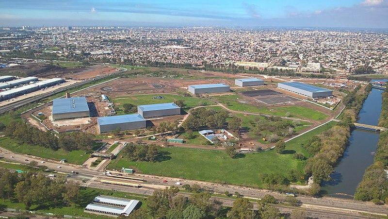 Youth Olympic Park/Photo: Obranido