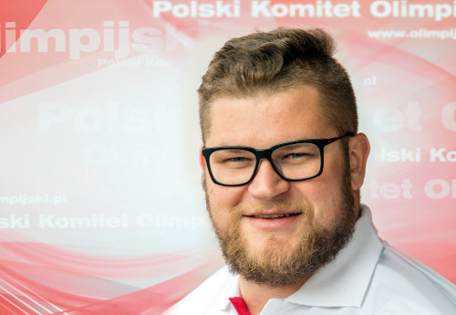 Paweł Fajdek/Fot.: Michał Krukowski/PKOl