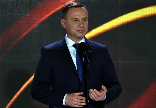 Prezydent RP Andrzej Duda/Fot.: Tomasz Piechal