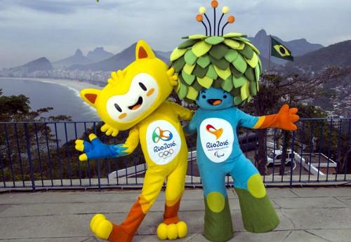 Maskotki Rio 2016/Fot.: Rio 2016, Alex Ferro