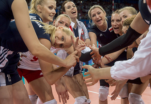 Jesteśmy wpółfinale!/Fot.: Szymon Sikora